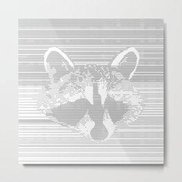 Mama the Trash Panda Metal Print