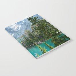 Lake Colchuck Notebook