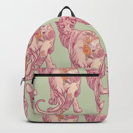Skinny Cat Backpack