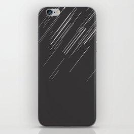 Geminid meteor shower #society6 #decor #buyart iPhone Skin