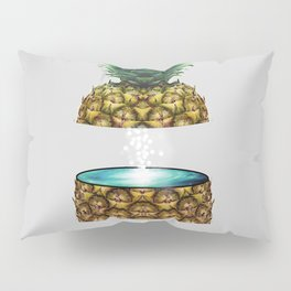 Pineapple Space Pillow Sham