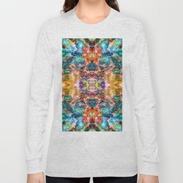 Pattern-82 Long Sleeve T-shirt