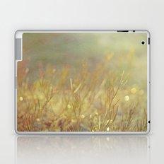 Meadow Awakening - Morning Landscape Laptop & iPad Skin