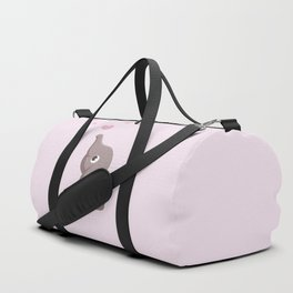 The Cute Elephant Duffle Bag