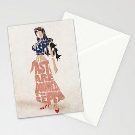 The Devil Child Stationery Cards