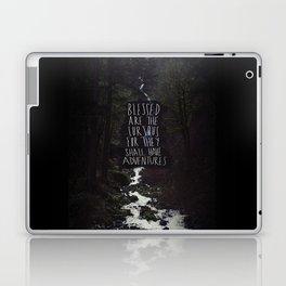Curious Adventures Laptop & iPad Skin