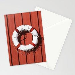 Life saver 2 Stationery Cards