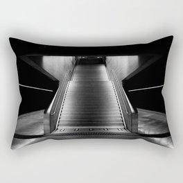 Train Station Zürich Rectangular Pillow