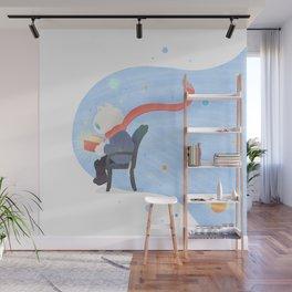 Read a book Wall Mural