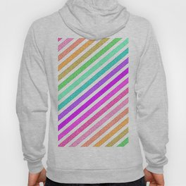 StripeS Bright & Colorful Pixels Hoody