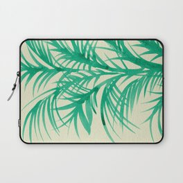 Mint Palms Laptop Sleeve