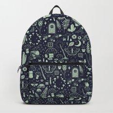 Fairy Garden: Midnight Backpacks