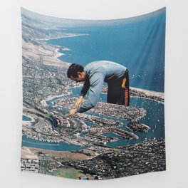 Urban Planning Wall Tapestry