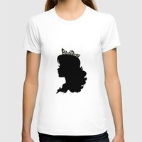 silhouette T-shirts featuring Silhouette by Urlaub Photography