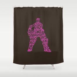 Zarya Shower Curtain