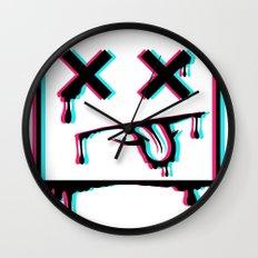Dead Pixel CMK Wall Clock