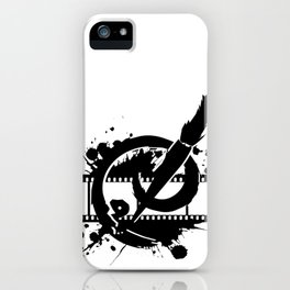 Badass Art Studio Logo iPhone Case