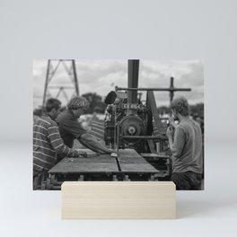 Stenner Bench Mini Art Print