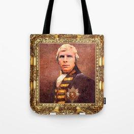 Bobby Moore OBE Tote Bag
