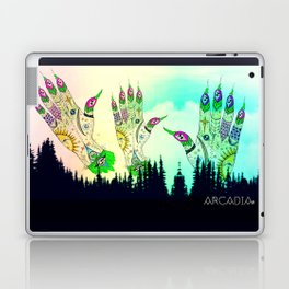The Key - Calliope Serie Laptop & iPad Skin
