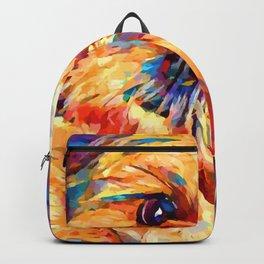 Shih Tzu 7 Backpack