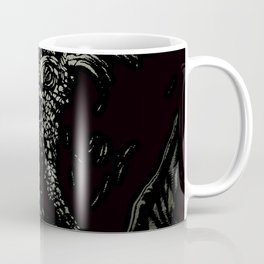 Cthulhu - Chant design - Necronomicon symbol Coffee Mug