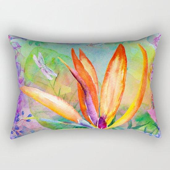 Bird of paradise i Rectangular Pillow