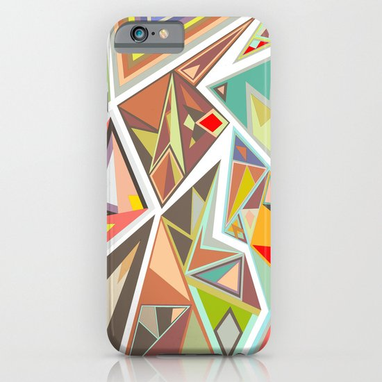 Shattered Glass iPhone & iPod Case
