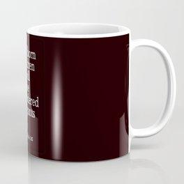 City Ord.  183 Coffee Mug