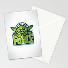 Dagobah Swamp Force Stationery Cards