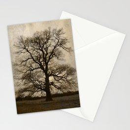 A grey day Stationery Cards