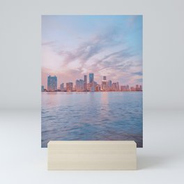 Rickenbacker Causeway / Florida Mini Art Print