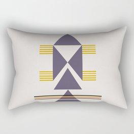Trekëndësh Rectangular Pillow