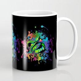 PAINT SPLAT ZOMBIE Coffee Mug