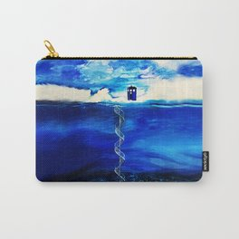 Tardis Cloud Carry-All Pouch