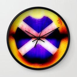 SCOTTISH KISS - 055 Wall Clock