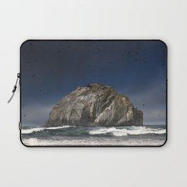 Face Rock Laptop Sleeve
