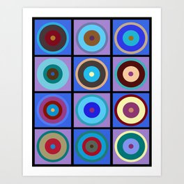 Kandinsky #30 Art Print