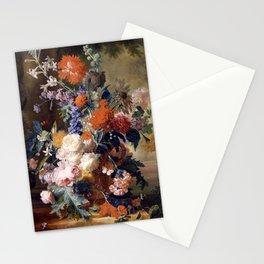 """Jan van Huysum """"Still life"""" Stationery Cards"""
