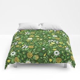 Esmeralda Comforters