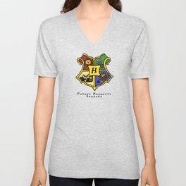 Future Hogwarts Student Unisex V-Neck