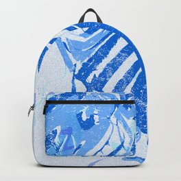 Blue victory Backpack