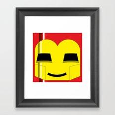 Adorable Iron Framed Art Print