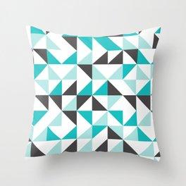 3ANGLE Throw Pillow