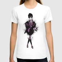baroque T-shirts featuring Baroque by ESZAdesign™