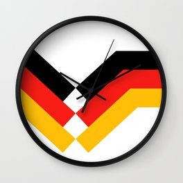 Soccer Germany 1990 Wall Clock