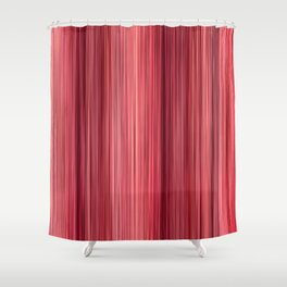 Ambient 33 in Pink Shower Curtain