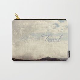 Live Breathe Travel - Mt Etna, Italy Carry-All Pouch