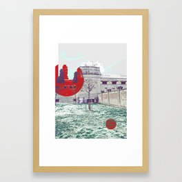 p.e.v.1 Framed Art Print