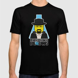 I AM THE ONE WHO BLOCKS (Breaking Bad inspired) T-shirt